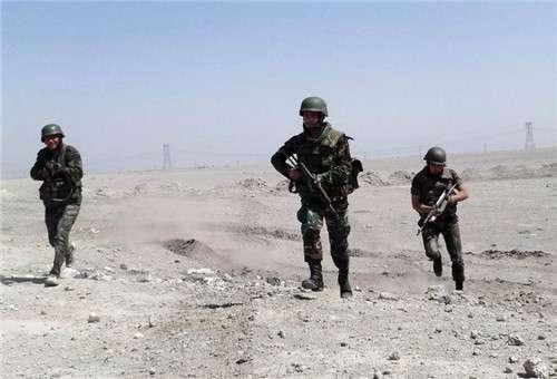 Сирийская военная разведка задержала американских и европейских офицеров в Восточной Гуте