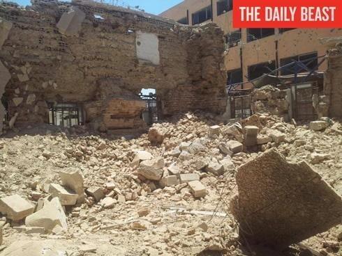 Сирия в ООН обвинила Израиль в мародерстве и контрабанде древних артефактов