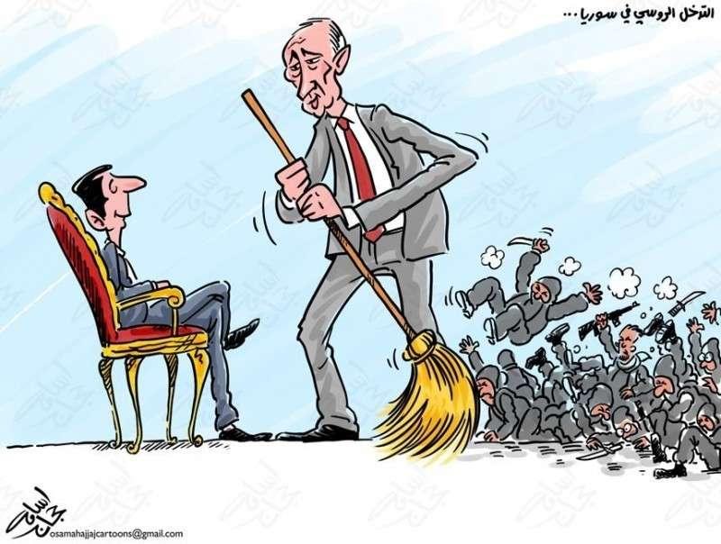 Русские прищемили в Сирии британских наёмников