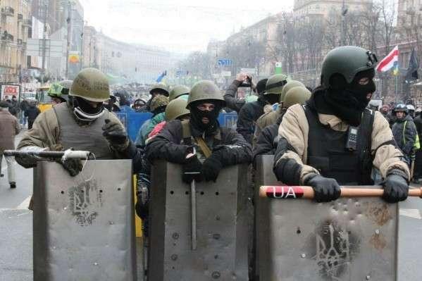 В Луганск и Харьков направляют бойцов Национальной Гвардии – Правого сектора