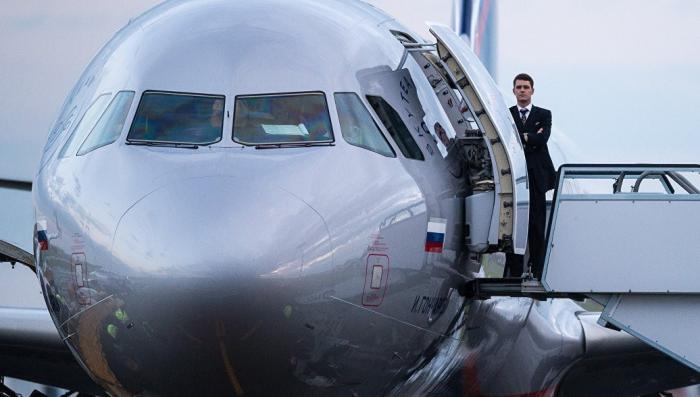 Провокация британских паразитов: безосновательно досмотрен самолет «Аэрофлота»