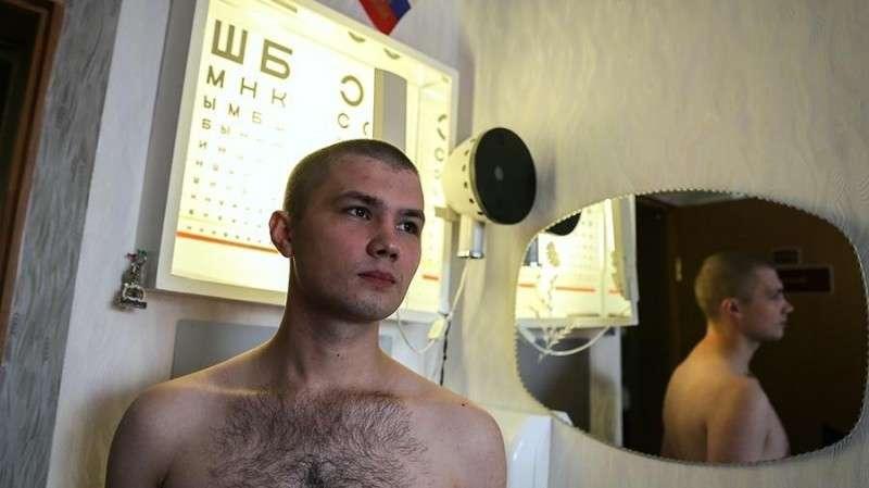 Минобороны России озвучило процедуру призыва не служивших ранее по состоянию здоровья