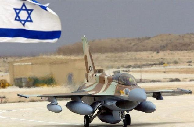 Террористический Израиль заявил о бомбардировке новых целей в Сирии