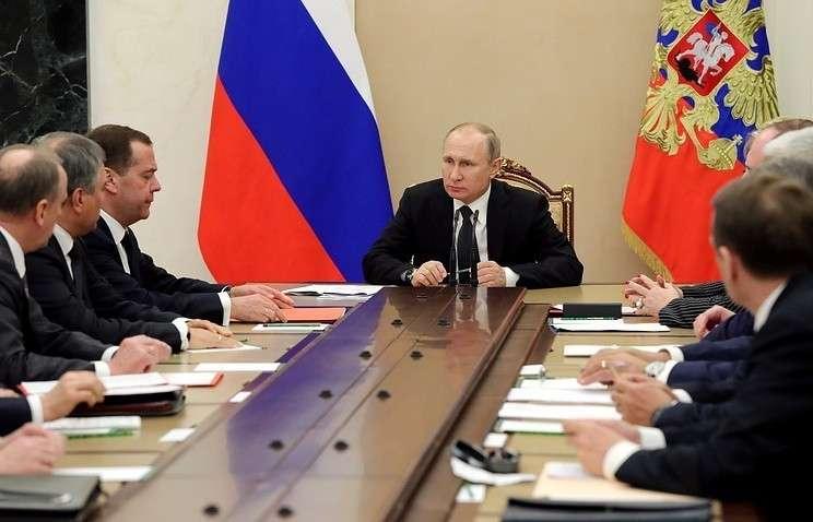 Владимир Путин: кадровые перестановки в госаппарате обещают быть глобальными