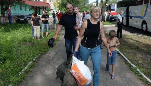 В Запорожье начались аресты беженцев из Донбасса