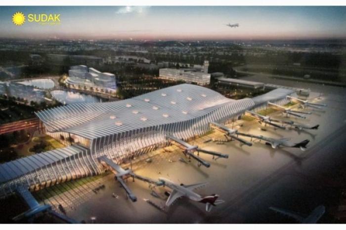 Новый аэропорт «Крымская волна» в Симферополе готов