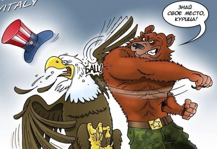Россия может ответить очень жёстко на паническую атаку с «газовым привкусом»