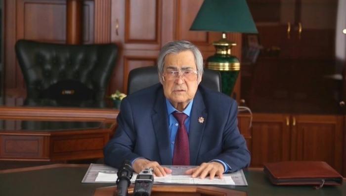 Аман Тулеев объяснил свою отставку