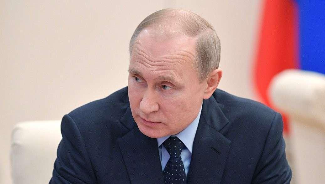 Владимир Путин внёс в Думу законопроект о противодействии коррупции