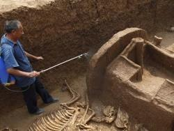 Китайские археологи продолжают штамповать фальшивки, а ТАСС распространять их