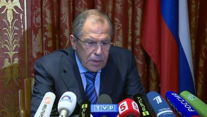 Сергей Лавров: нельзя делить террористов на хороших и плохих
