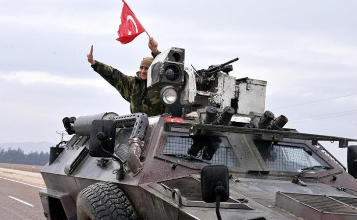 Коалиция бандитов США и Курды готовятся к боям с Турцией