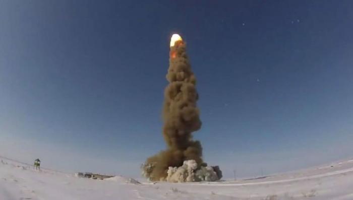 Казахстан: успешные испытания модернизированной противоракеты для атомной ПВО Москвы