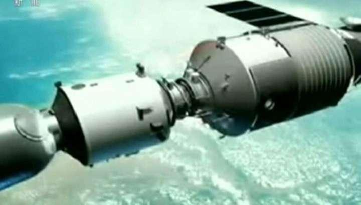 Китайская орбитальная станция