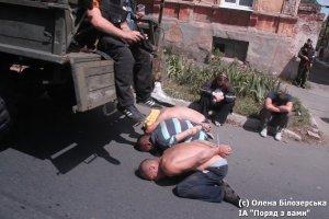 Киевская хунта уничтожила не менее двухсот пленных
