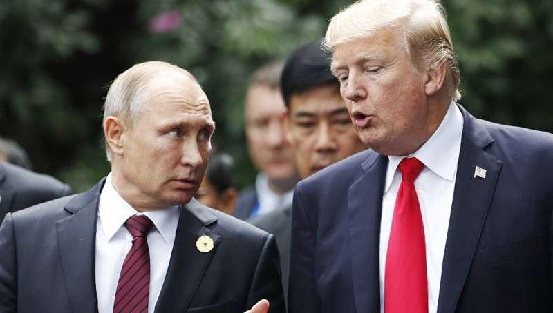 Дональд Трамп предложил Владимиру Путину встретиться в Вашингтоне