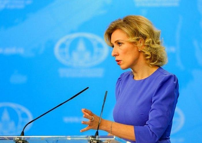 Мария Захарова загнала в угол западного журналиста русофоба