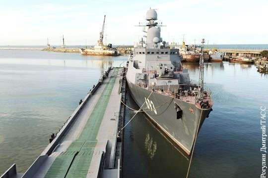 Российские ракеты «Калибр» изменят своё место базирования