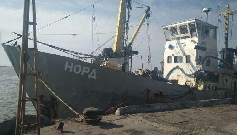 Укрохунта предложила рыбакам свободу в обмен на признание себя украинцами