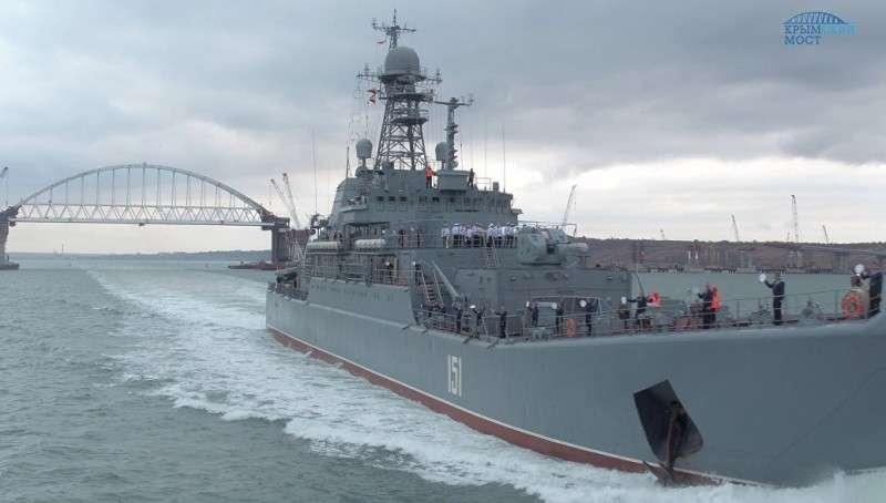После провокации укрохунты ЧФ пересматривает своё присутствие в Азовском море
