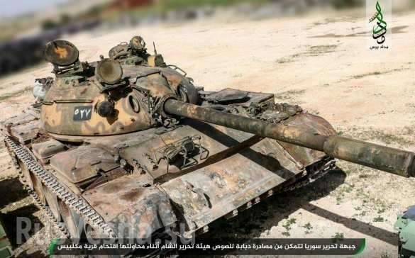 Сирия: боевики в Идлибе сжигают друг друга заживо | Русская весна
