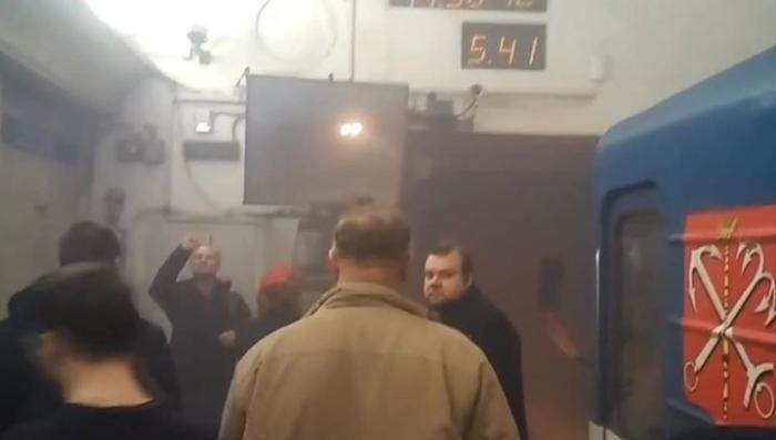 Арестован промежуточный заказчик теракта в питерском метро в 2017