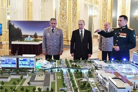 Американец неудачно «рассекретил» российский военный технополис