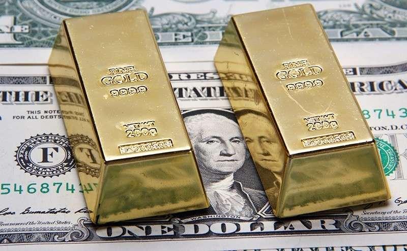 Золота у пиндосов давно нет, – уверены биржевые маклеры