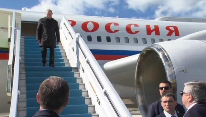Владимир Путин и Реджеп Эрдоган дали старт строительству АЭС «Аккую»