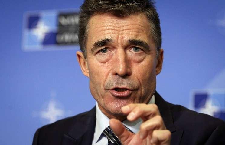 Расмуссен очнулся: Россия не является угрозой для НАТО
