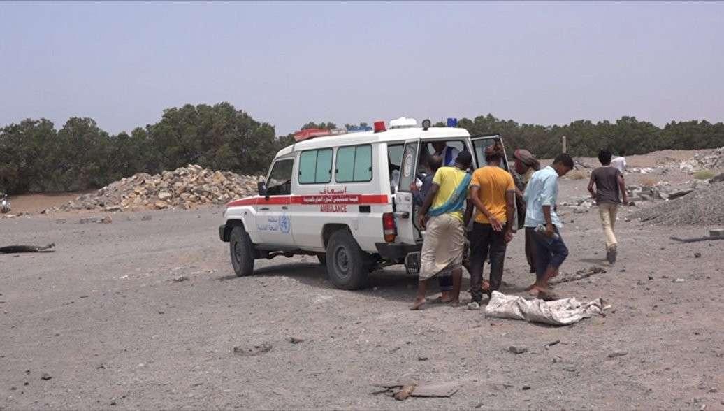 Коалиции бандитов возглавляемая Саудами разбомбила 12 мирных жителей, среди них семь детей