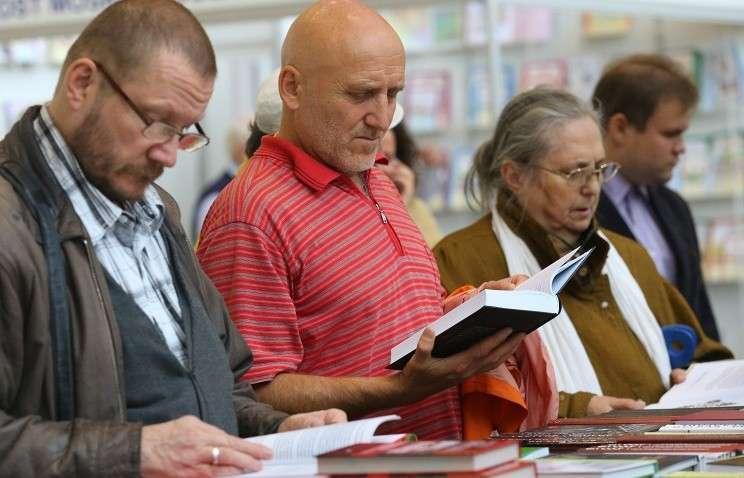 Россияне за 5 лет стали в 3,5 раза больше скачивать книги из Интернета
