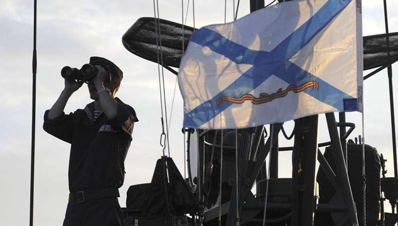 ВМФ России освободит от бандитов и террористов целую республику