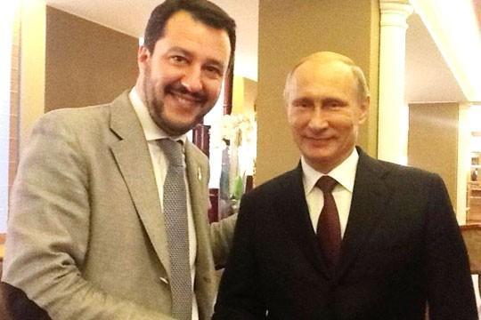 Италия устроит глобалистам из ЕС кризис на «русском фронте»