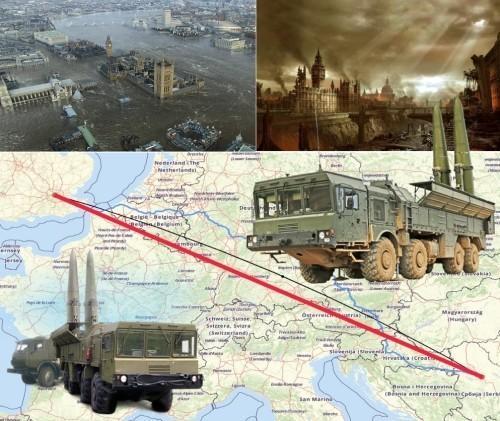 Европа в панике: российские ядерные «Искандеры» в Сербии