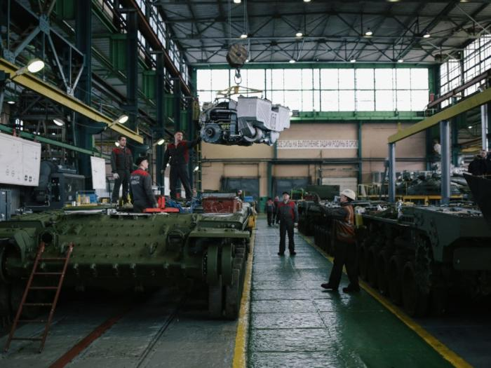 Уралвагонзавод перезагружает уникальные «реактивные танки» Т-80