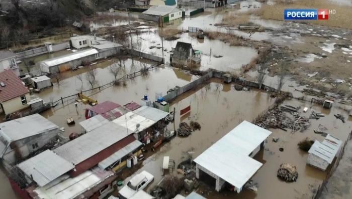Волгоградская область ушла под воду: более 20 затопленных сёл – без света и питьевой воды
