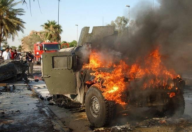 В Сирии началась партизанская война против американских оккупантов