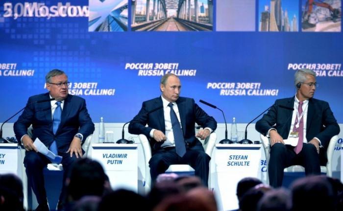 Владимир Путин всем врагам назло сформировал позитивный инвестиционный климат в России