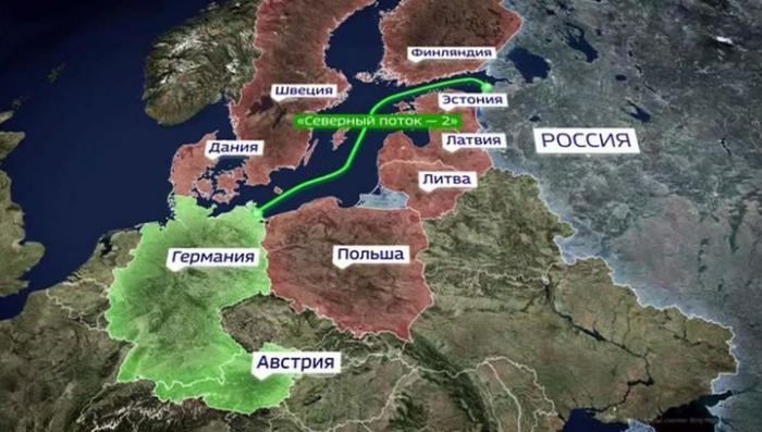 Финляндия дала согласие на строительство «Северного потока – 2»