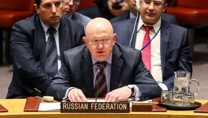 Представители России и Британии в ООН обменялись цитатами из Льюиса Кэррола