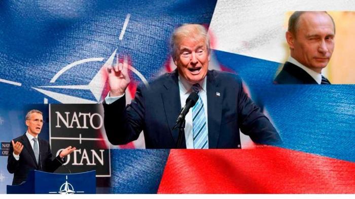 НАТО, Трамп, Скрипаль и «цыганочка с выходкой»