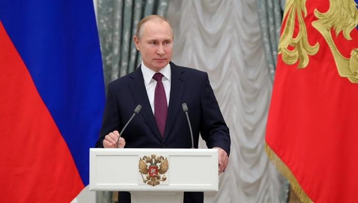 Владимир Путин уволил одиннадцать генералов силовых ведомств