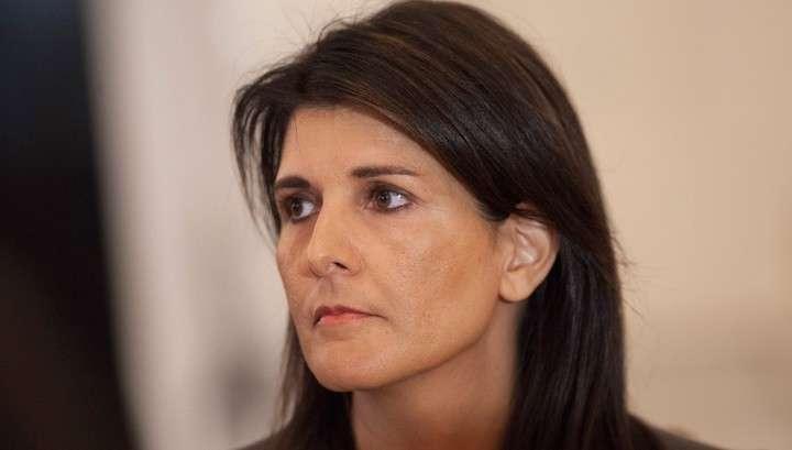 Хейли: Россия никогда не будет США другом, но