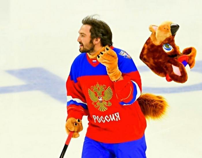 Иностранцы о поступке российских хоккеистов: «Вот как надо мотивировать молодежь и детей!»