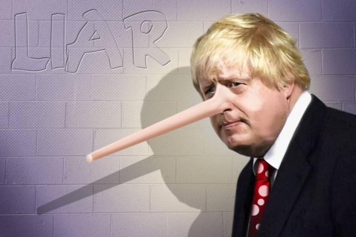 Дикая Британия идёт ко дну. Химия у них не той системы