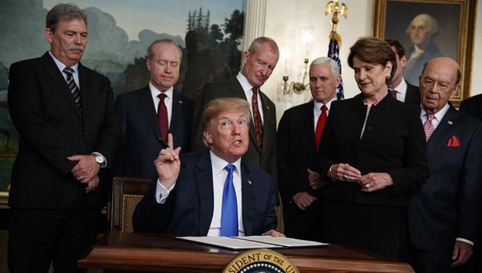 Торговая супервойна: счет потерям США и Китая пошел на сотни миллиардов