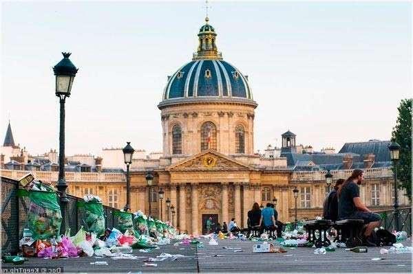 Прогулки по культурному центру цивилизации. Это просвещённая Европа?
