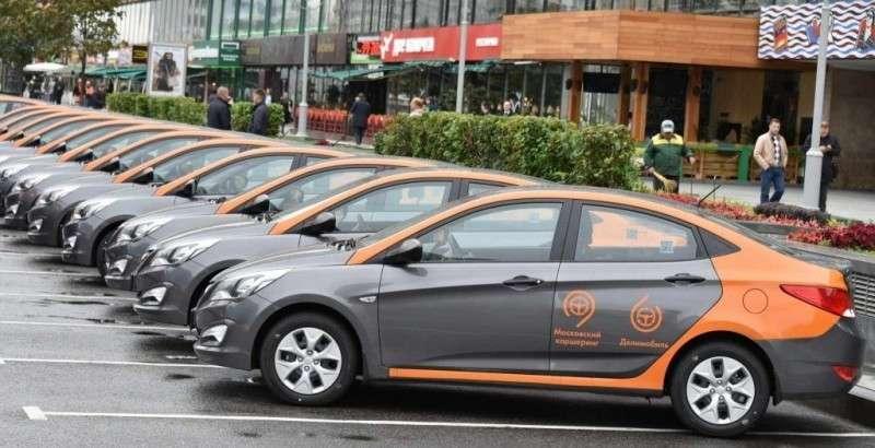 Краткосрочная аренда автомобилей в Москве. Специальный репортаж