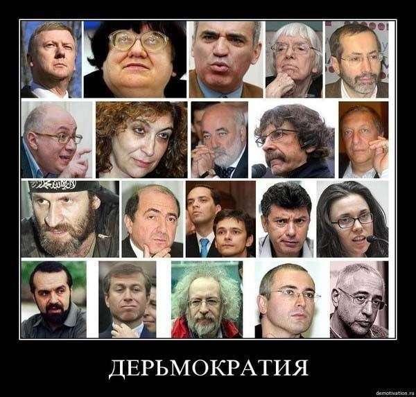 Правящие кланы в россии